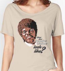 Jules Winnfield - Pulp Fiction Women's Relaxed Fit T-Shirt