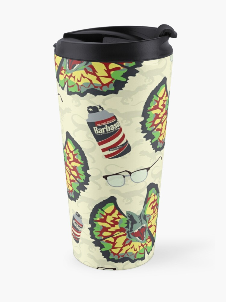 Alternate view of Life Finds a Way Travel Mug