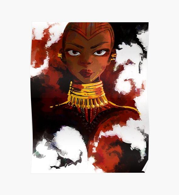 Okoye the Ultimate Bae by kenzichi