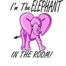 girl elephant design by braedenart