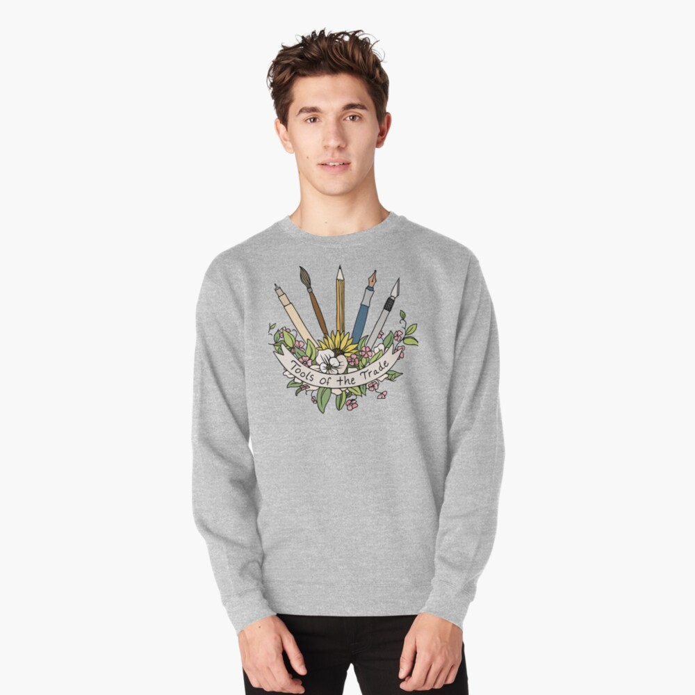 Tools of the Trade Pullover Sweatshirt