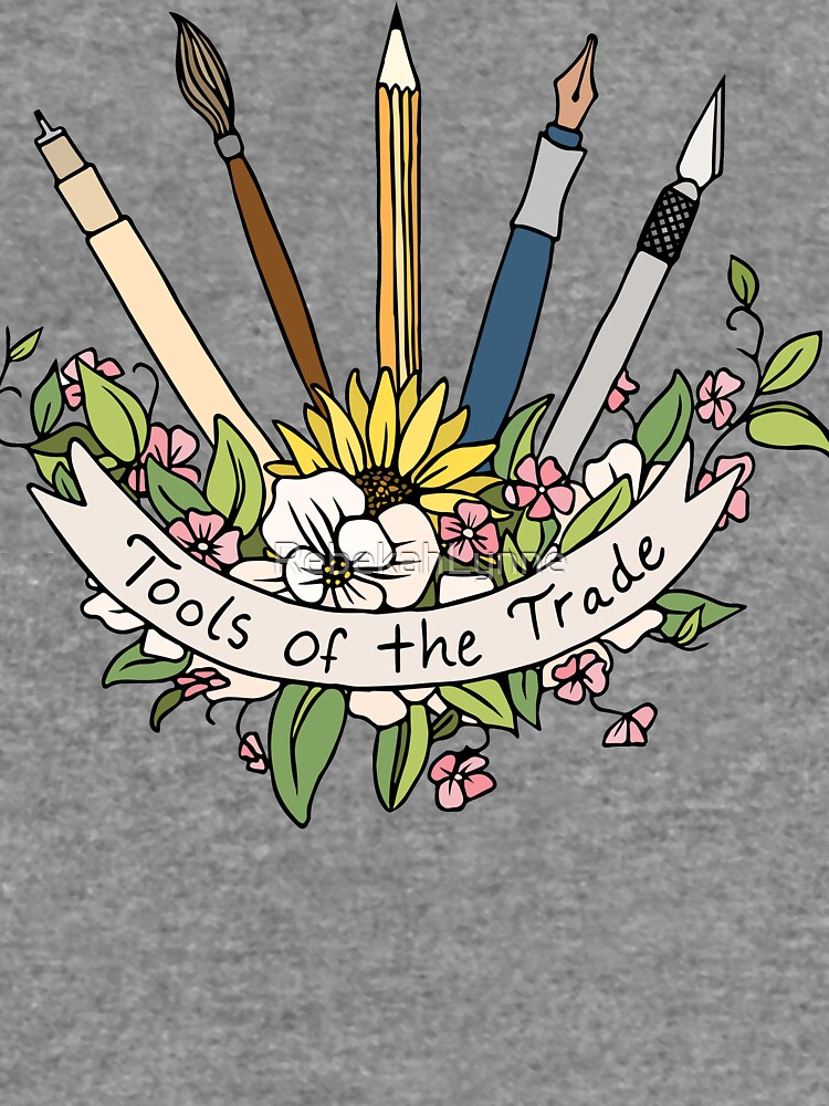 Tools of the Trade by RebekahLynne