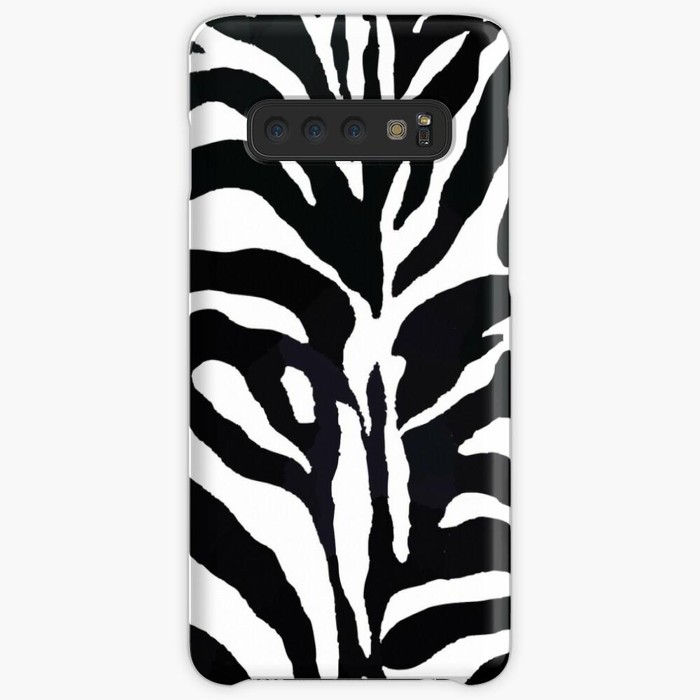 Zebra-Druck Hüllen & Klebefolien für Samsung Galaxy