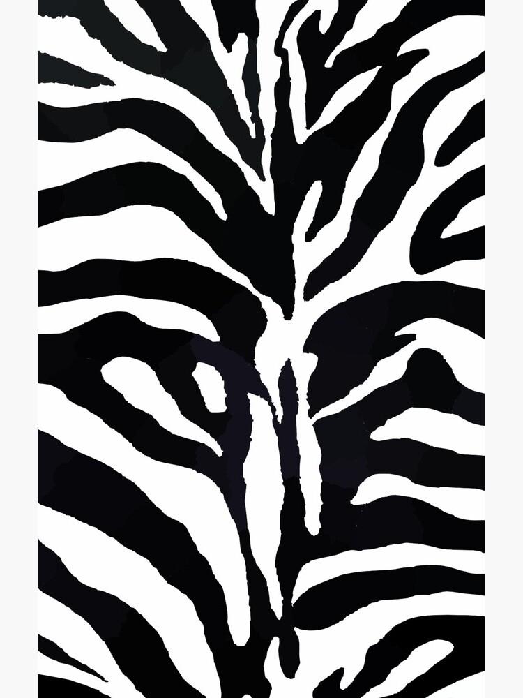 Zebra-Druck von crazycanonmom