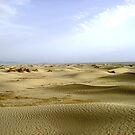Sandy waves by Kasia  Kotlarska