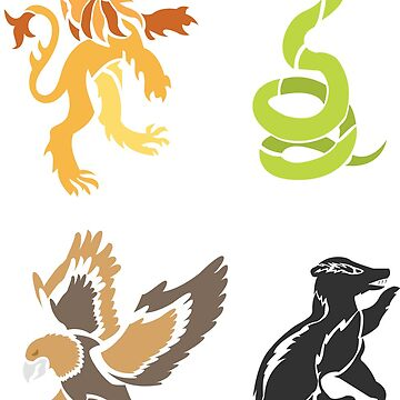 House Sticker Pack by KORDesigns