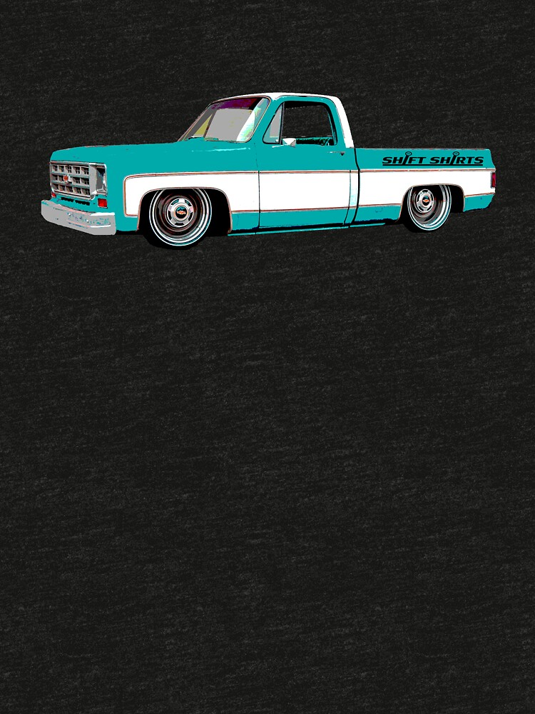 Shift Shirts Slammed Square - SQUAREBODY Inspired  by ShiftShirts