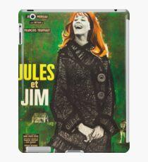 Jules et Jim iPad Case/Skin