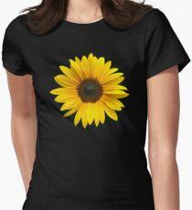 Sunflower Women's Fitted T-Shirt