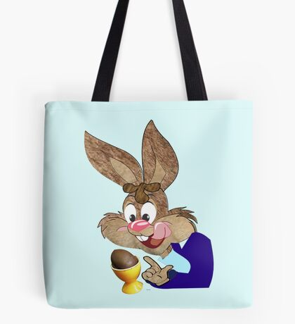 Easter bunny  [6492 Views] Tote Bag