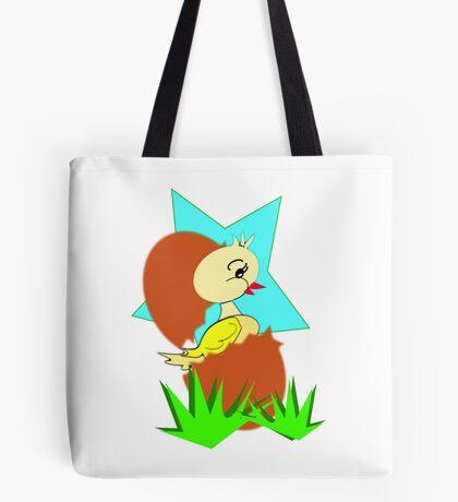 chick (8951 Views) Tote Bag