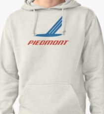 Vintage Piedmont Airlines Logo Pullover Hoodie