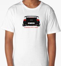 Shift Shirts Black Widow – Porsche 911 996 GT2 Inspired Unisex T-Shirt Long T-Shirt