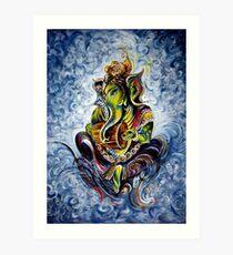 Ganesha 1 Art Print