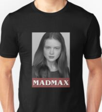 Mad Max from Stranger Things Unisex T-Shirt