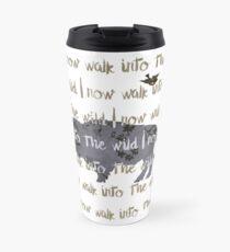 Walk into the wild Travel Mug