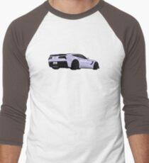 Shift Shirts Z0Sick - Z06 Inspired  Men's Baseball ¾ T-Shirt