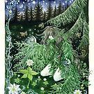 Metsähinen by haltijakapala