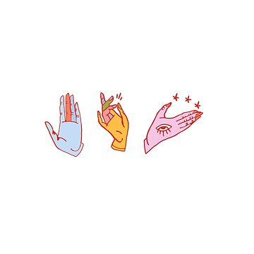 Hands II by BlueHoney