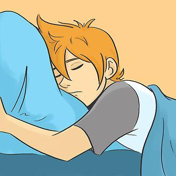 Let Him Sleep by imaginativeink