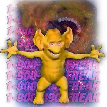 freddie freaker by Jijarugen