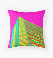 Parkhill popart (part 5 of 6) Throw Pillow