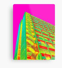 Parkhill popart (part 5 of 6) Metal Print