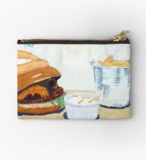 The Westport Burger Studio Pouch