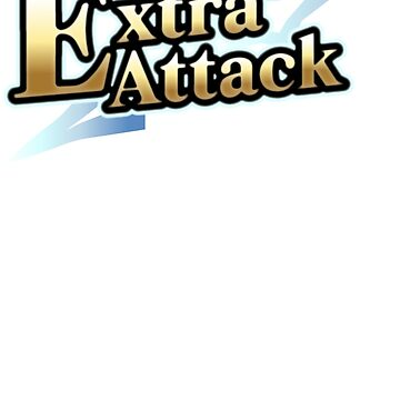 FGO Extra Attack Card Shirt by RagingPixie