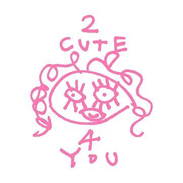 2 cute 4 u by babyccino