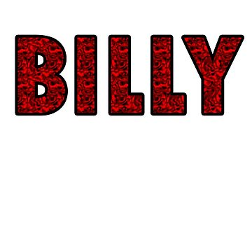 Billy 69 by FabloFreshcoBar