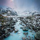 Mueller Lake & River by Alex Stojan