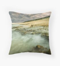The Untouched Throw Pillow