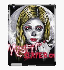Slayer Girl iPad Case/Skin