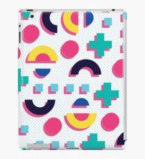 8 bits pattern Vol 4 iPad Case/Skin