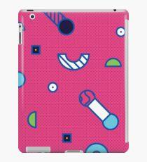 8 bits pattern Vol 8 iPad Case/Skin