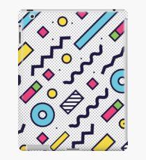 8-bit pattern Vol 12 iPad Case/Skin