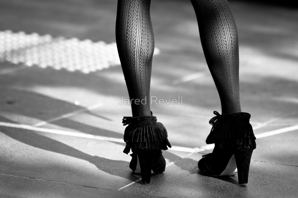 These Boots Are Made For Walking by Jared Revell