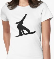 Snowboard girl T-Shirt