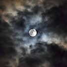As Is~ Full Moon~ 3/9/2015 by Brenda Dahl