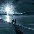 Moonlight Stroll by Dawn B Davies-McIninch