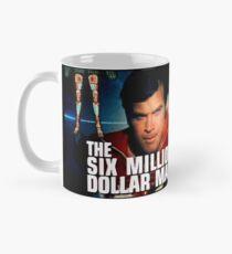 Sechs Millionen Dollar Mann Tasse (Standard)