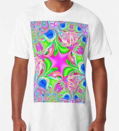 Colors, funky, funky! Long T-Shirt