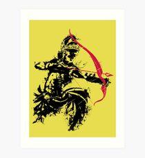 Arjuna Art Print
