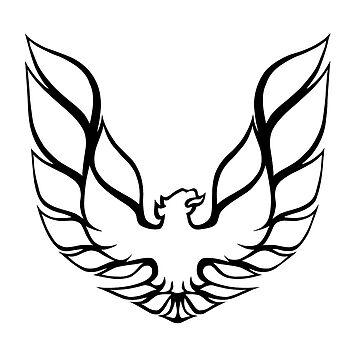 Pontiac Firebird Logo Mens Premium T Shirt By Mhmakests Redbubble