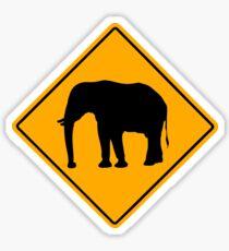 Elephant - Africa Sticker