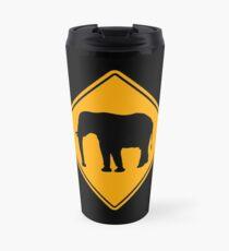 Elephant - Africa Travel Mug