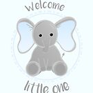 Welcome little one - new baby boy by JustTheBeginning-x (Tori)