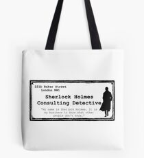 Consulting Tote Bag