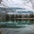 «reflejo nevado» de Perggals© - Stacey Turner